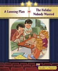 Reader's Theatre: The Cunning Plan and The Holiday Nobody Wanted - 9780170258166