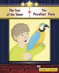Reader's Theatre: The Star of the Show and The Peculiar Pain - 9780170258234