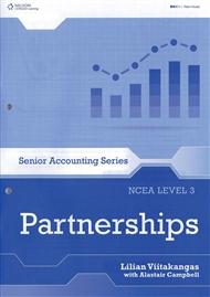 Senior Accounting NCEA Level 3: Partnerships - 9780170259033