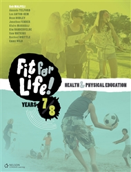 Nelson Fit for Life! Years 7 & 8 Student Book - 9780170261562