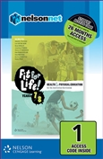 Nelson Fit for Life! Years 7 & 8 (1 Access Code Card)