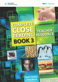 Complete Close Reading Book 3 Teacher Answer CD - 9780170262200