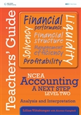 NCEA Accounting A Next Step Level Two: Analysis & Interpretation Teacher's Guide