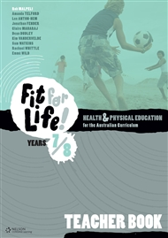 Nelson Fit for Life! Years 7 & 8 Teacher Book - 9780170264792