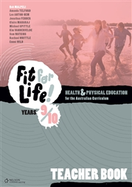 Nelson Fit for Life! Years 9 & 10 Teacher Book - 9780170264808