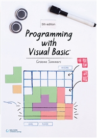 Programming with Visual Basic - 9780170264815