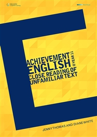 Achievement English @ Year 11 Close Reading of Unfamiliar Text - 9780170264907
