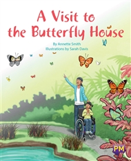 A Visit to the Butterfly House - 9780170266147