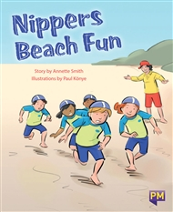 Nippers Beach Fun - 9780170266246