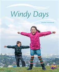 Windy Days - 9780170266321