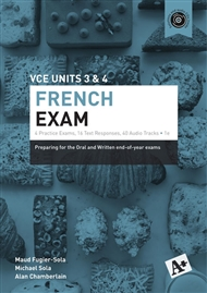 A+ French Exam VCE Units 3 & 4 - 9780170266390