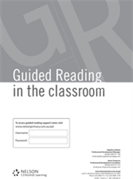 Literacy Booklet: Guided Reading in the Classroom - 9780170326940
