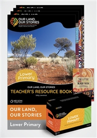 Our Land, Our Stories: Lower Primary Resource Pack - 9780170328043