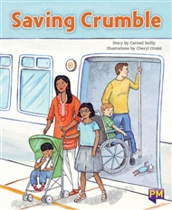 Saving Crumble - 9780170349765
