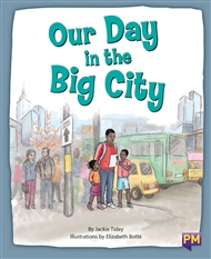 Our Day in the Big City - 9780170349789