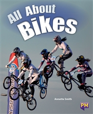 All About Bikes! - 9780170349826