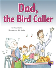 Dad, the Bird Caller - 9780170349833