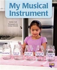 My Musical Instrument - 9780170349901