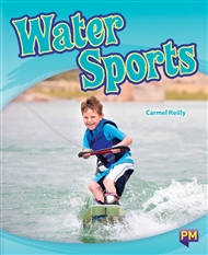 Water Sports - 9780170349949