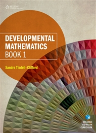 Developmental Mathematics Book 1 - 9780170350969