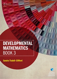 Developmental Mathematics Book 3 - 9780170351027