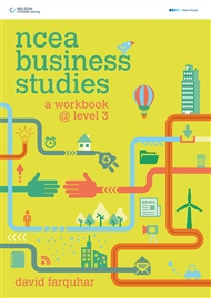 NCEA Business Studies: A Workbook at Level 3 - 9780170352598