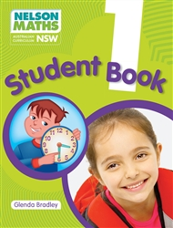 Nelson Maths AC NSW Student Book 1 - 9780170352871