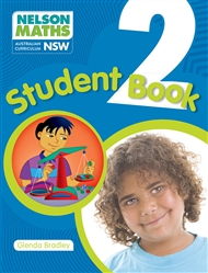 Nelson Maths AC NSW Student Book 2 - 9780170352888