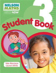 Nelson Maths AC NSW Student Book 3 - 9780170352895