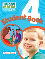 Nelson Maths AC NSW Student Book 4 - 9780170352901