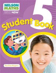 Nelson Maths AC NSW Student Book 5 - 9780170352918
