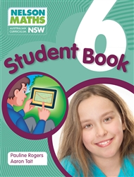 Nelson Maths AC NSW Student Book 6 - 9780170352925