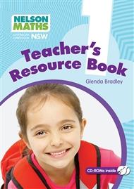 Nelson Maths AC NSW Teacher Resource Book 1 - 9780170352956