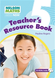 Nelson Maths AC NSW Teacher Resource Book 5 - 9780170352994