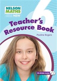 Nelson Maths AC NSW Teacher Resource Book 6 - 9780170353007