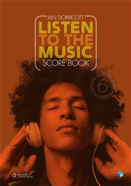 Listen to the Music Score Book - 9780170353052