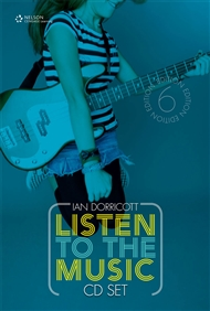 Listen to the Music CD Set - 9780170353069