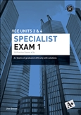A+ Specialist Mathematics Exam 1 VCE Units 3 & 4