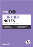 A+ Further Mathematics Notes VCE Units 3 & 4