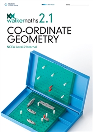 Walker Maths 2.1 Co-ordinate Geometry - 9780170354196