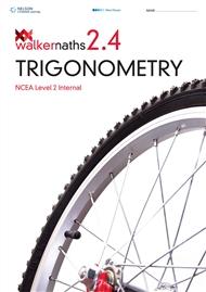 Walker Maths Senior 2.4 Trigonometry - 9780170354219