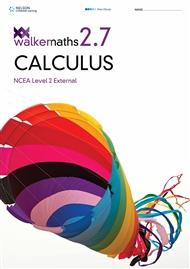 Walker Maths 2.7 Calculus - 9780170354233