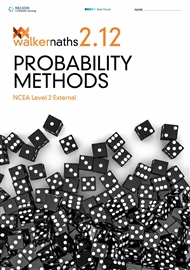 Walker Maths: 2.12 Probability Methods - 9780170354240