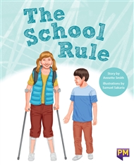 The School Rule - 9780170354325