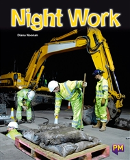 Night Work - 9780170354332