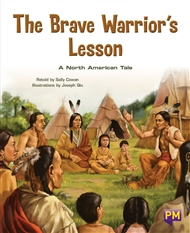 The Brave Warrior's Lesson - 9780170354370