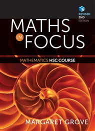 Maths in Focus: Mathematics HSC Course Revised  (Student Book with 4 Access Codes) - 9780170354547