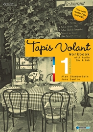 Tapis Volant 1 Workbook REVISED: with Audio CDs and DVD - 9780170356046