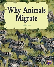 Why Animals Migrate - 9780170358637