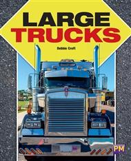 Large Trucks - 9780170358668